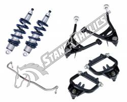 RideTech - 67 68 69 70 Mustang RideTech Strong Arm and Coil Over Front Suspension Package