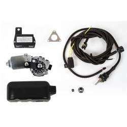 Windows - Wipers & Related - Detroit Speed - Detroit Speed Select a Speed Windshield Wiper Kit for 69 - 70 Mustang