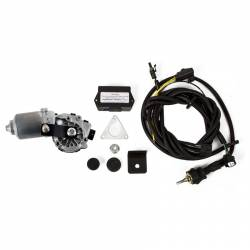 Windows - Wipers & Related - Detroit Speed - Detroit Speed Select a Speed Windshield Wiper Kit for 67 - 68 Mustang