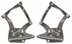Eddie Motor Sports - 1964 - 1966 Mustang Billet Hood Hinges