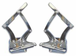 Eddie Motor Sports - 67 - 68 Mustang Billet Hood Hinges