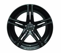 Wheels - 20 Inch - Shelby Wheel Co - 15 - 18 Mustang 20 X 9.5 CS 14 Style Shelby Wheels, Black
