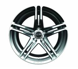 Wheels - 20 Inch - Shelby Wheel Co - 15 - 18 Mustang 20 X 9.5 CS 14 Style Shelby Wheels, Hyper Silver