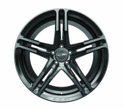 Wheels - 20 Inch - Shelby Wheel Co - 15 - 18 Mustang 20 X 9.5 CS 14 Style Shelby Wheels, Gunmetal