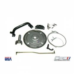 Transmission - Conversion Kits - California Pony Cars - 67 - 70 Mustang AOD Transmission Conversion Kit, 7 Part Kit