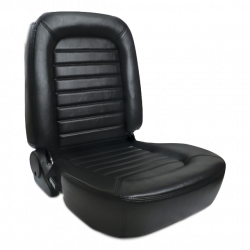 Procar - ProCar Classic Lowback Seat WITHOUT Headrest for 65-73 Mustang, Left Hand