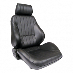 Procar - Procar Rally XL Seat for 65-73 Mustang, Left Hand