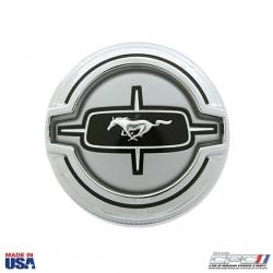 Fuel System - Caps & Doors - California Pony Cars - 1968 Mustang Gas Cap Assembly