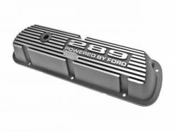 Engine - Valve Covers - Scott Drake - Mustang 289 Aluminum Valve Covers (Pair)