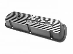 Engine - Valve Covers - Scott Drake - Mustang 351 Aluminum Valve Covers (Pair)