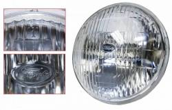 Electrical & Lighting - Headlights - Scott Drake - 1969 Mustang or 67 Shelby Styled 5 3/4 in High Beam Halogen Headlamp