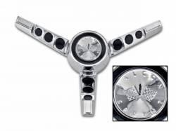Steering Wheel & Related - Horn & Related - Scott Drake - 64-65 Falcon Sprint Horn Ring