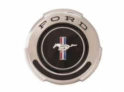 Body - Tail Light Panels - Scott Drake - 1965 Mustang T5 Fuel Cap