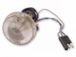 Electrical & Lighting - Turn Signals - Scott Drake - 67-68 Mustang Parking Lamp Assembly