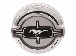 Body - Tail Light Panels - Scott Drake - 1968 Mustang Standard Twist-On Fuel Cap
