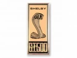 Emblems - Shelby - Scott Drake - 1967 Mustang GT500 Fender Emblem