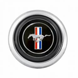 Steering Wheel & Related - Horn & Related - Scott Drake - 1964 - 1973 Mustang Tri-Bar Horn Button
