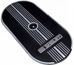 Engine - Air Filters - Scott Drake - 64 - 73 Mustang Shelby Style Oval Air Cleaner