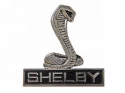 1969 - 1970 Mustang  Shelby Grill Emblem