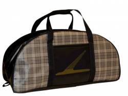 Accessories - Bags & Totes - Scott Drake - Falcon Tote Bag (Plaid, Large)