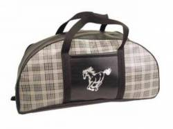 Accessories - Bags & Totes - Scott Drake - 64-73 Mustang Tote Bag (Plaid, Large)