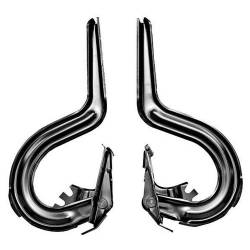 Dynacorn - 71 - 73 Mustang Fastback Trunk Lid Hinges, Pair