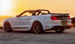 Shelby Performance Parts - 18 - 19 Mustang Shelby Quad Tip Exhaust (Non-Acitve) - Image 2