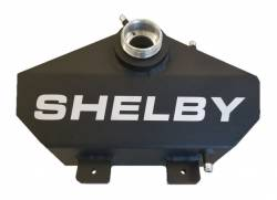 Engine - Engine Compartment Dress-Up - Shelby Performance Parts - 2015 - 2020 Mustang Shelby Black Coolant Reservoir Tank