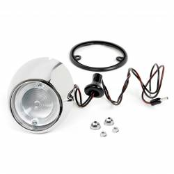 Electrical & Lighting - Tail Lights - All Classic Parts - 65-66 Mustang Backup Light Assembly Kit, Right
