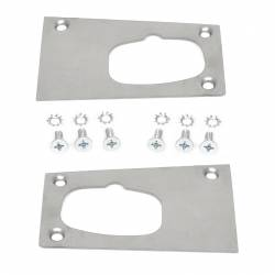 Door - Latches & Related - All Classic Parts - 65-66 Mustang Door Latch Area Repair Kit