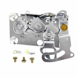 Door - Latches & Related - All Classic Parts - 65-66 Mustang Door Latch Assembly w/ OE-Style Clips, Right