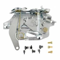 Door - Latches & Related - All Classic Parts - 67-68 Mustang Door Latch Assembly w/ OE-Style Clips, Right