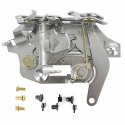 Door - Latches & Related - All Classic Parts - 69-70 Mustang Door Latch Assembly w/ OE-Style Clips, Left