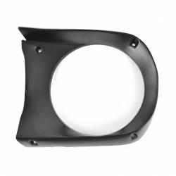 Headlight - Trim - All Classic Parts - 65-66 Mustang Headlight Door, Left