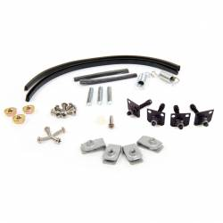 Electrical & Lighting - Headlights - All Classic Parts - 69 Mustang Headlight Assembly Hardware Kit, 34 pcs (Does 1 Side)