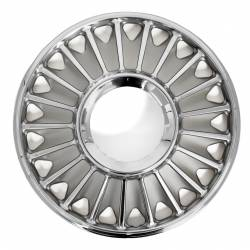 Wheels - Hub Caps & Trim Rings - All Classic Parts - 67 Mustang Wheel Cover ONLY