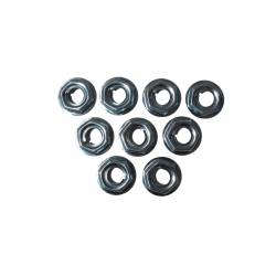 Dash - Dash Panels - All Classic Parts - 67-68 Mustang Dash Trim Nuts, 9 pcs/Kit