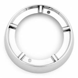 Electrical & Lighting - Interior Lights - All Classic Parts - 67-70 Mustang Interior Dome Light Bezel