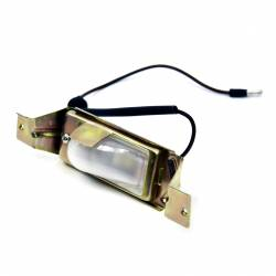 Bumpers - Rear - All Classic Parts - 71-73 Mustang License Light Assembly
