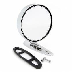 Body - Mirrors - All Classic Parts - 64-66 Mustang Outside Mirror, Dummy Right