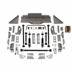 DSE Quadralink Mustang 4 Link Parts included in package
