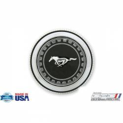 California Pony Cars - 1969 - 1970 Mustang Gas Cap, Non-Vented with Security Cable