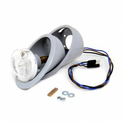 Electrical & Lighting - Turn Signals - All Classic Parts - 67-68 Mustang Parking Light Assembly, Housing, Retainer & Hardware Kit, Right