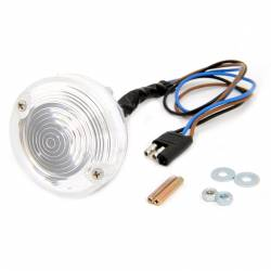 Electrical & Lighting - Turn Signals - All Classic Parts - 67-68 Mustang Parking Light Assembly Only, Fits RH or LH