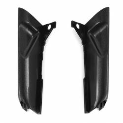 Dash - Radio & Related - All Classic Parts - 69-70 Mustang Dash Radio Trim Moldings, Center/Inner, PAIR