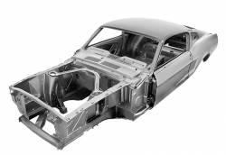 Body - Body Shells - Dynacorn - 1968 Mustang Fastback Dynacorn Body Shell