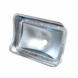 Electrical & Lighting - Tail Lights - All Classic Parts - 67-68 Mustang Tail Light Housing w/o Socket, Fits RH or LH