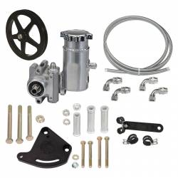 Power Steering - Pumps & Related - Total Control Products - 64 - 73 Mustang Integral Power Steering Sportsman Pump Kit with V-Belt Pulley
