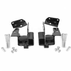 Engine - Engine Mounts - All Classic Parts - 66, 68-70 Mustang Engine Mount Bracket V8, Frame-side, PAIR