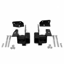 Engine - Engine Mounts - All Classic Parts - 67 Mustang Engine Mount Bracket V8, Frame-side, PAIR, OE-Correct
